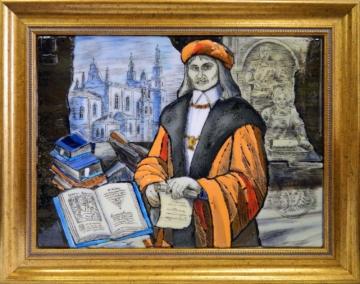 Карина из стекла Франциск Скорина
