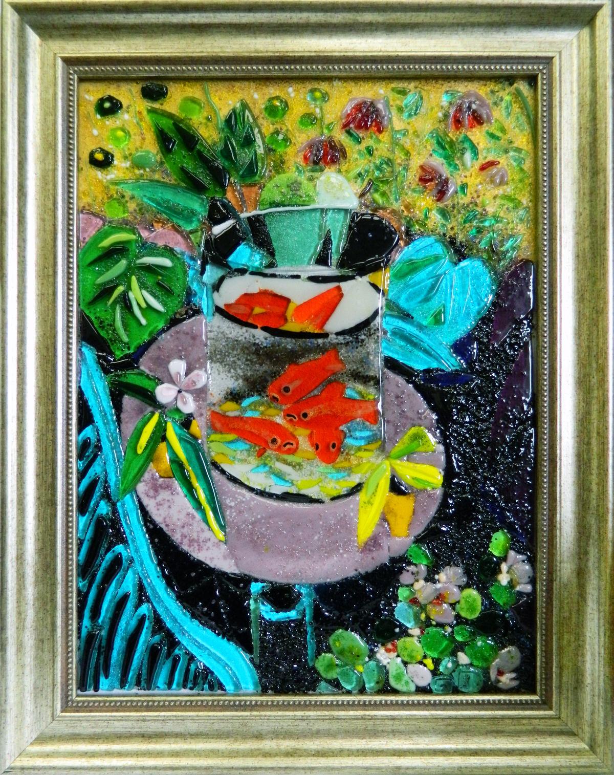 Анри Матисс — Красные рыбки