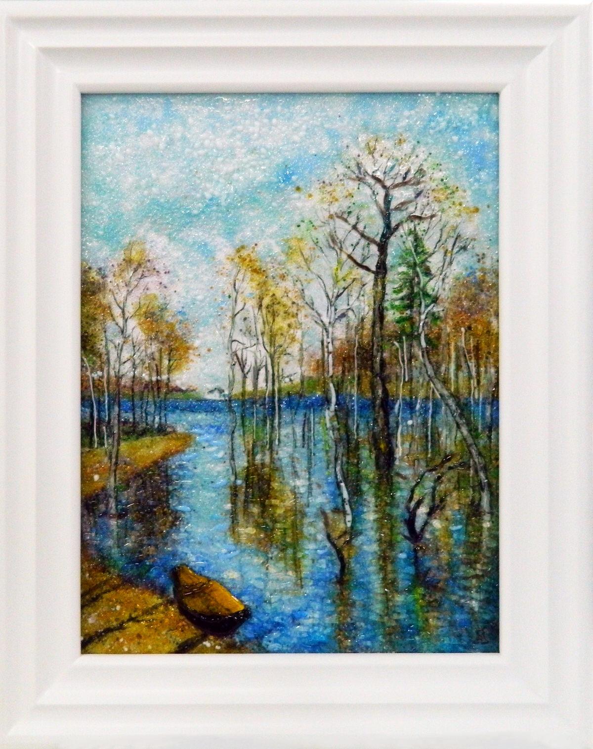 Исаак Левитан - Большая вода