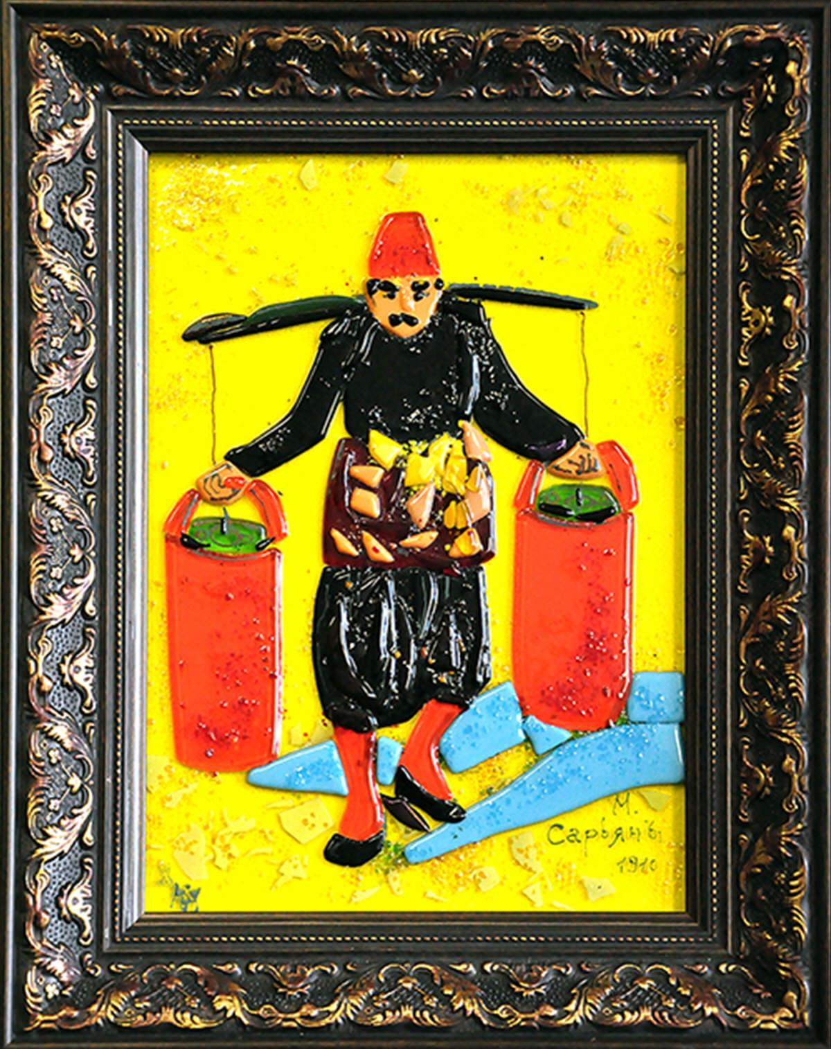 Мартирос Сарьян - Продавец лимонада