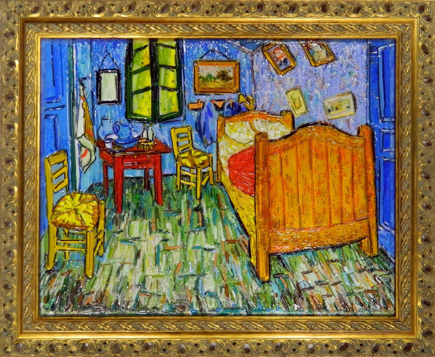 Винсент Ван Гог — Спальня в Арле