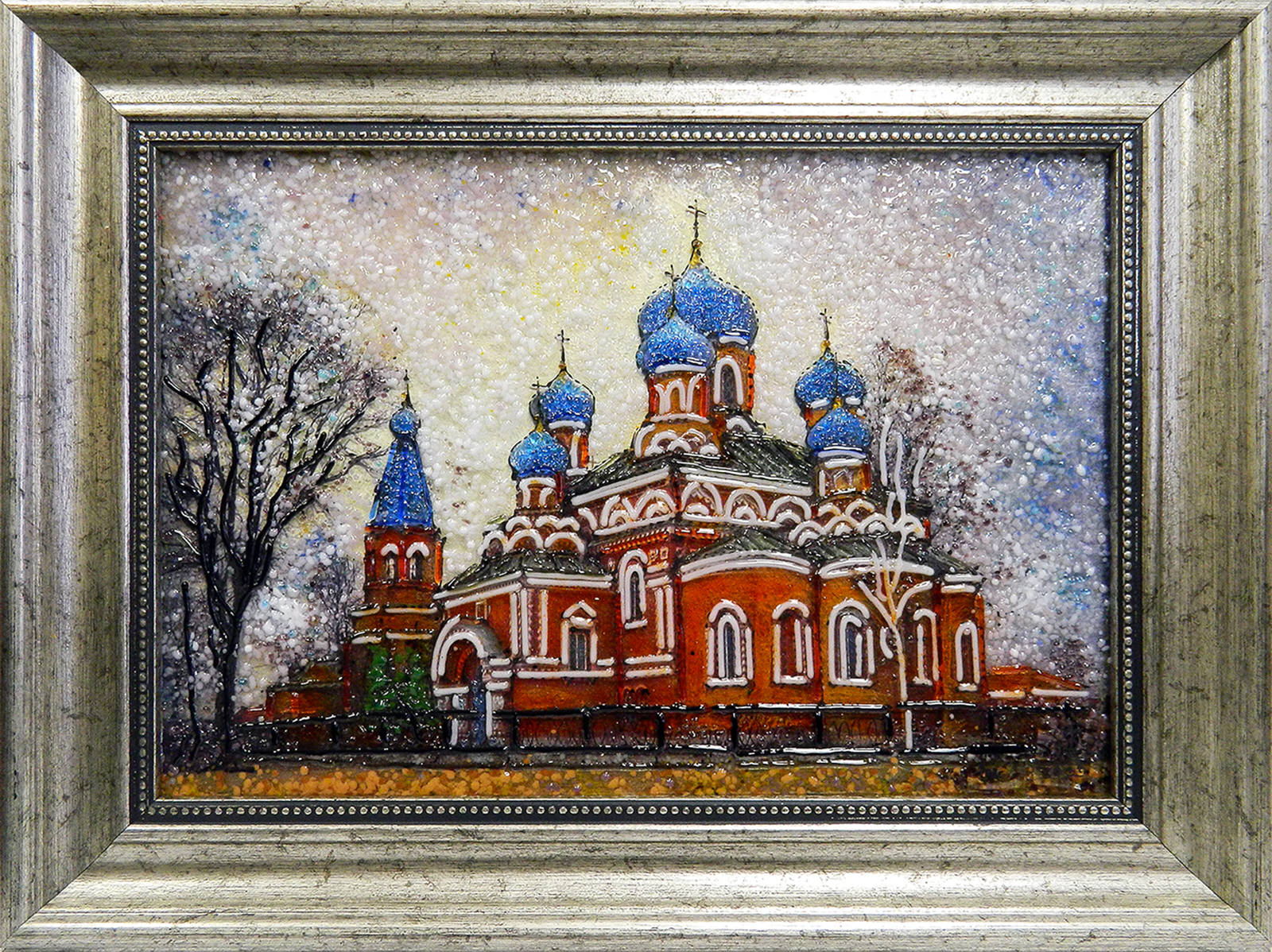 Воскресенский собор в Борисове