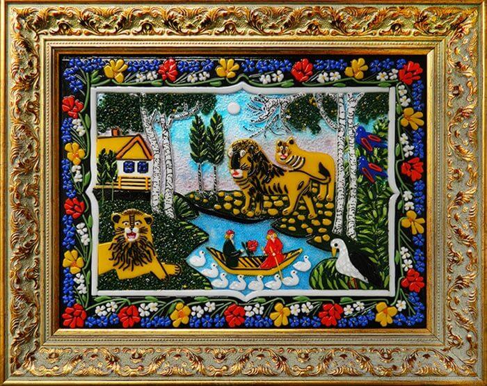 Белорусский сувенир: традиция, воплощенная в искусстве