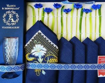 Белорусский сувенир «Васильки»