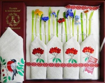 Белорусский сувенир «Зимняя сказка»